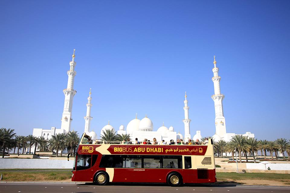 Big Bus Tours Dubai & Abu Dhabi