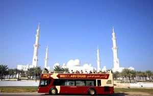 Thumbnail for Big Bus Sightseeing Tour of Abu Dhabi