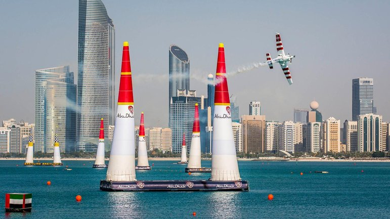 Credit: Red Bull Air Race