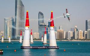 Thumbnail for Abu Dhabi all set to host Red Bull Air Race in a gigantic way