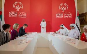 Thumbnail for Abu Dhabi to Host the Special Olympics in 2019