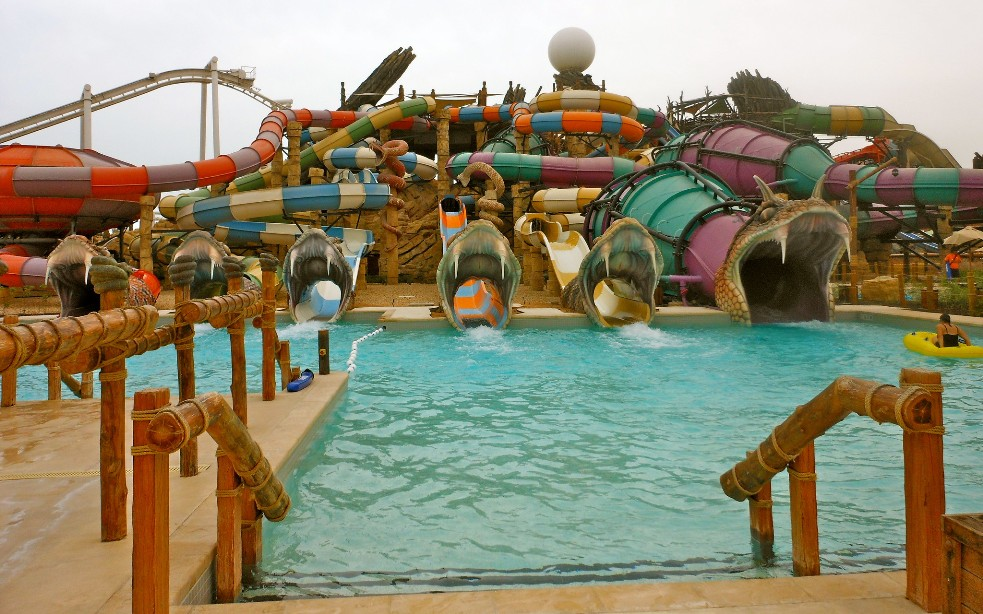 Yas Waterworld, Abu Dhabi