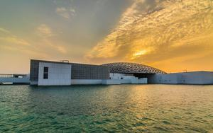 Thumbnail for Rain of Light to Captivate Visitors at Louvre Abu Dhabi