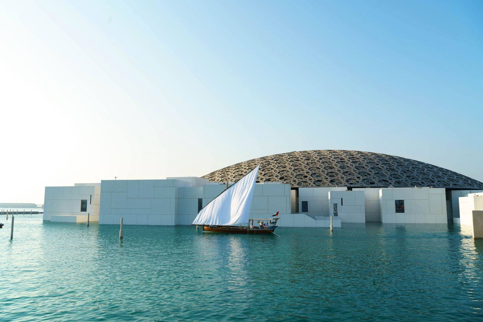 Louvre Abu Dhabi Opens Its Doors To Public Abu Dhabi Blog