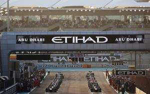 Thumbnail for Get ready for the Abu Dhabi Grand Prix