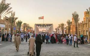Thumbnail for Visit the Sheikh Zayed Heritage Festival in Abu Dhabi
